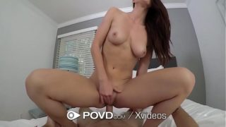 POVD Perfect morning wake up fuck with brunette Aidra Fox